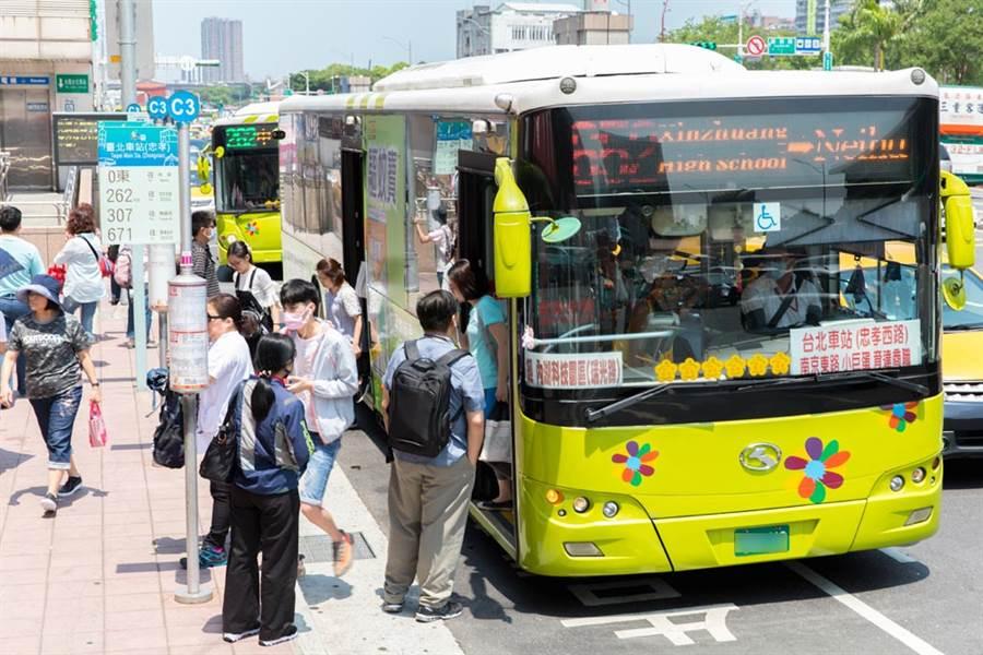 台灣公車為何又震又抖?內行人解密(示意圖/達志影像)