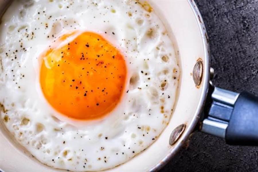 一天能吃幾顆蛋?心臟協會答案驚人。(圖/達志影像)