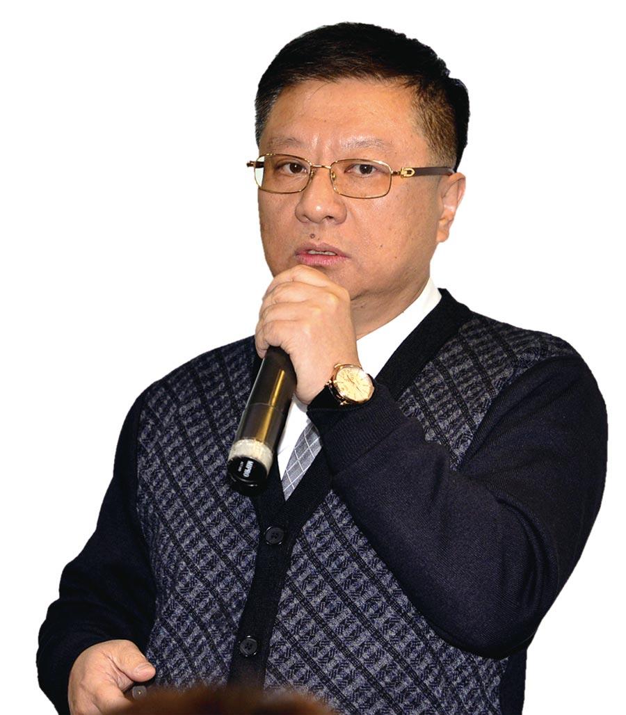 沅聖董事長朱復銓。圖/本報資料照片