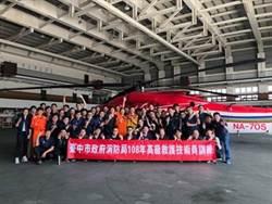 「急救更多人」 中市消防局提升人車救護能量