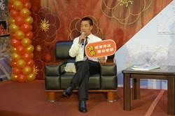 坐著的施政成果報告 台東市長張國洲:做對的事