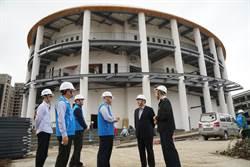 竹縣2校活動中心將落成 給學生更多空間