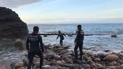切割「幽靈船」作業傳意外 1名潛水員離奇失蹤