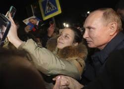 膽大俄國女記者被辭職,只因暗示普丁已非小鮮肉?