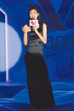 陳詠芯獲讚美聲名模