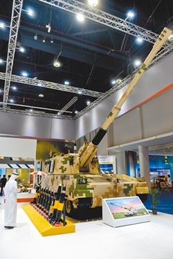 巴國買陸製236門火炮 部署邊界