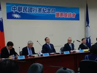 蘇永欽:監委以政黨為辦案標準過去不能想像