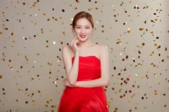 美妝換紅裝 喜洋洋迎鼠年