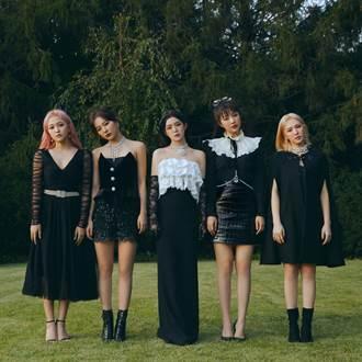 入選告示牌KPOP之最 Red Velvet〈Psycho〉展現新面貌