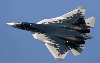 蘇57測試新裝備墜毀 俄媒披露事故原因