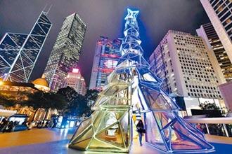 平安夜不平安 香港多處警民衝突