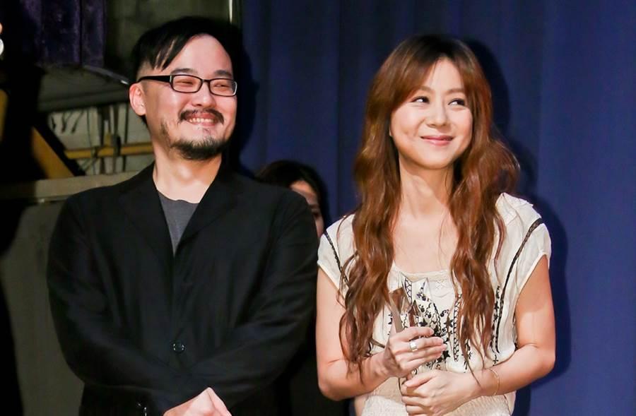 陳綺貞過去和鍾成虎交往16年,最終沒結果。(圖/中時資料照片)