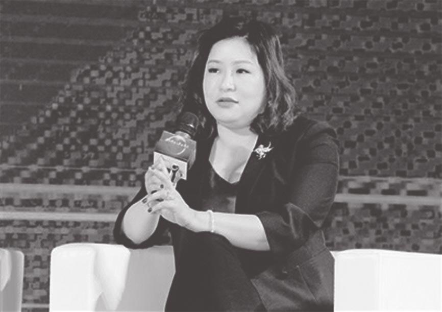 要征得「00後」的心上海橙祈商貿有限公司總經理薛磊