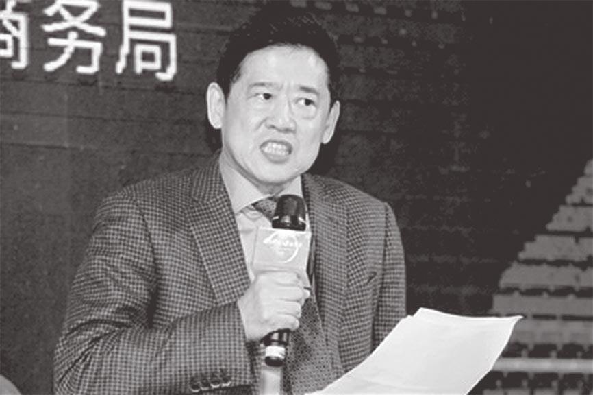 瀋陽大學金融系主任姜偉