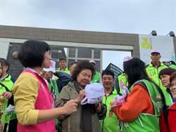 被韓指架空蔡總統 陳菊:這種話太抬舉我了