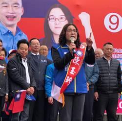 金門立委「3陳」內戰 陳玉珍民調大幅領先