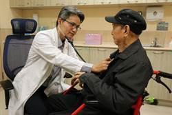 怕痛一度拒治療9旬翁吃口服藥擺脫「肝苦人」