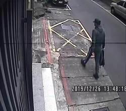 北市十五分幫角頭遭槍擊 殺手影像曝光