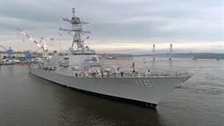 背脊發涼?美再砍戰艦預算 落後陸艦數量擴大