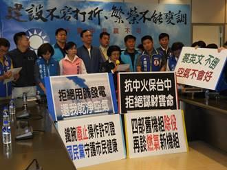 台中市議會國民黨團全力支持市府  抗中火、保台中