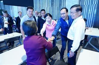 郭董12/27助攻楊瓊瓔 號召經濟藍團結歸隊