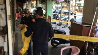 木柵十五份幫份子當街遭狙擊  腿部中4槍送醫