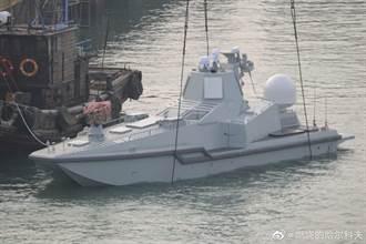 大陸超小無人神盾艦  開始海上試驗