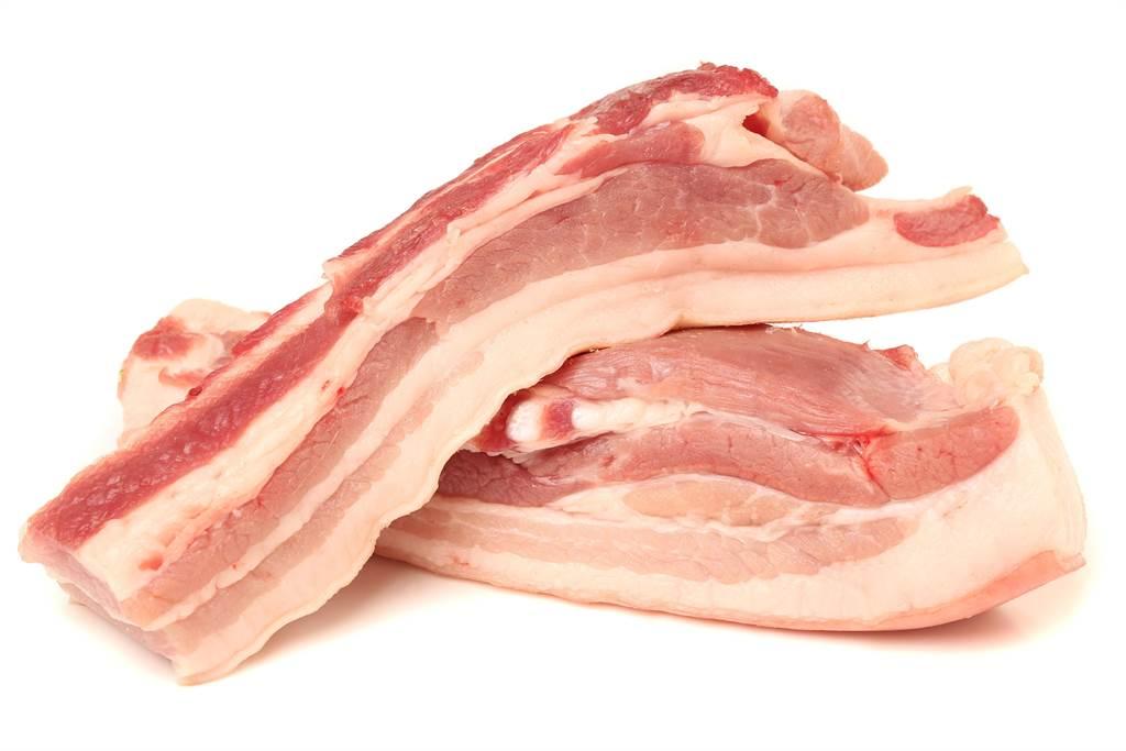 五花肉。(圖/Shutterstock)