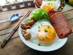 「餐肉蛋飯」台灣超少見?網解密