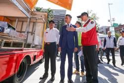 竹市主辦行政院災防業務聯合訪評獲佳績