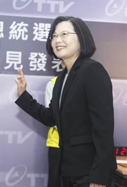 蔡:宋出席APEC受我委託 不適用《反滲透法》