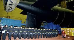 俄最新亞森M級攻擊核潛艇下水 速度更快更安靜