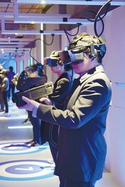 義大世界 打造電競VR遊戲場