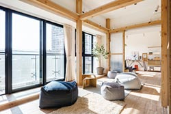 高銀貸 長群享享CITY新型態工作室助創業