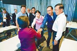 助攻楊瓊瓔 郭董號召經濟藍歸隊