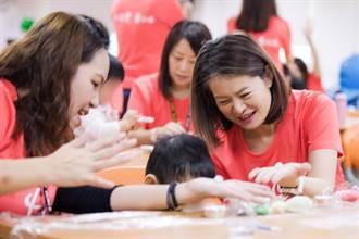 「黛姐姐冬至攜手愛」 全球人壽捐助20萬教育金予忠義基金會