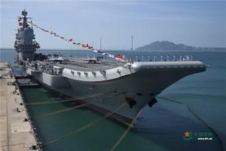 敏感時期山東艦穿越台海 兩岸專家分析不同調