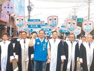 吳志揚律師團助陣 黃世杰不打口水戰