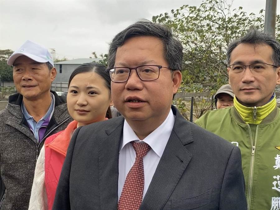 台北市長柯文哲指鄭文燦接政院,鄭文燦表示,柯P向來想太多。(甘嘉雯攝)