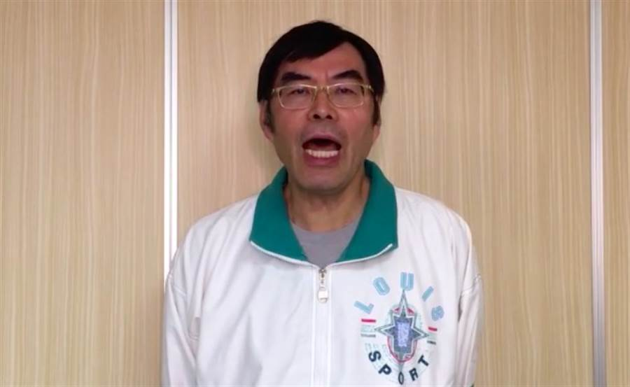 慶富案高銀放貸關鍵人 王進安大動作拍片聲明喊冤(圖/摘自影片)