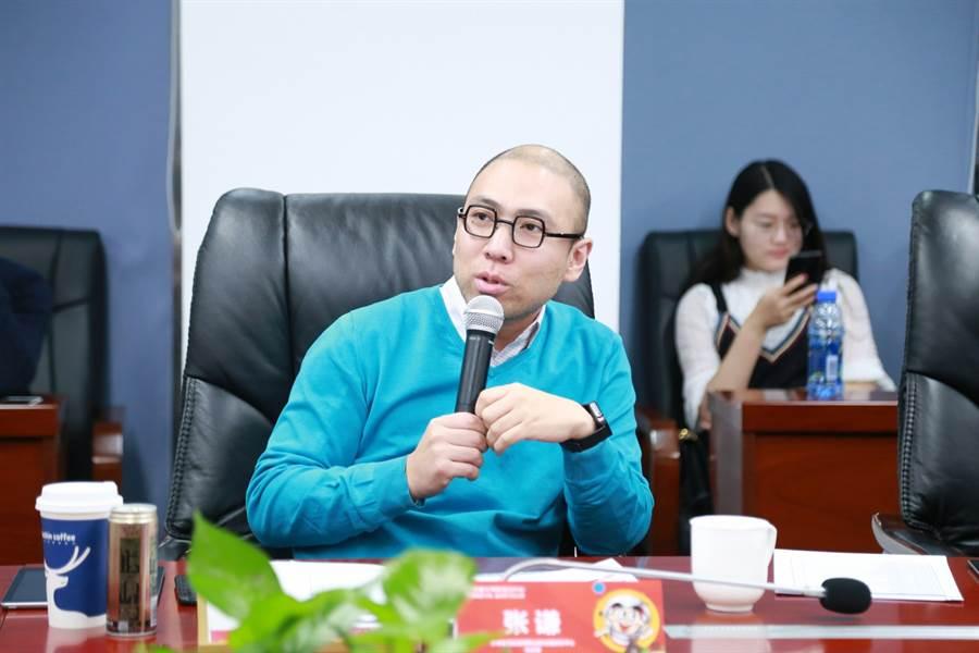 小米集團互聯網商業部全國創意中心總經理 張謙- 能夠促成好生意的好創意,就是好作品。