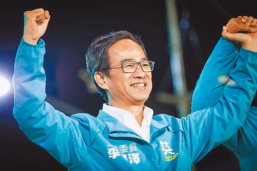 民進黨立委候選人李昆澤。(本報資料照片)