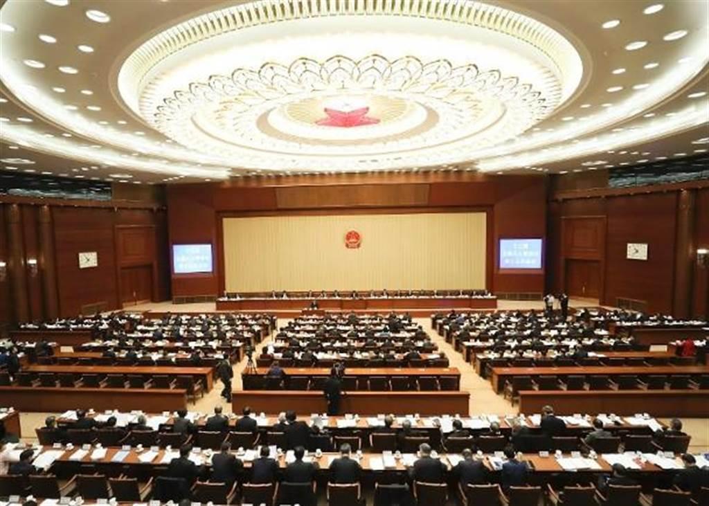 人大常委會在北京召開。(中新社資料照)