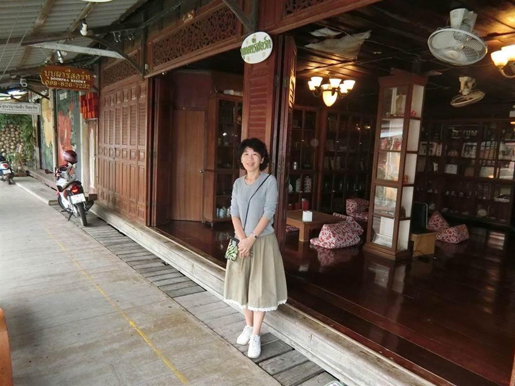 台北市長柯文哲妻陳佩琪。(圖/取自陳佩琪臉書)