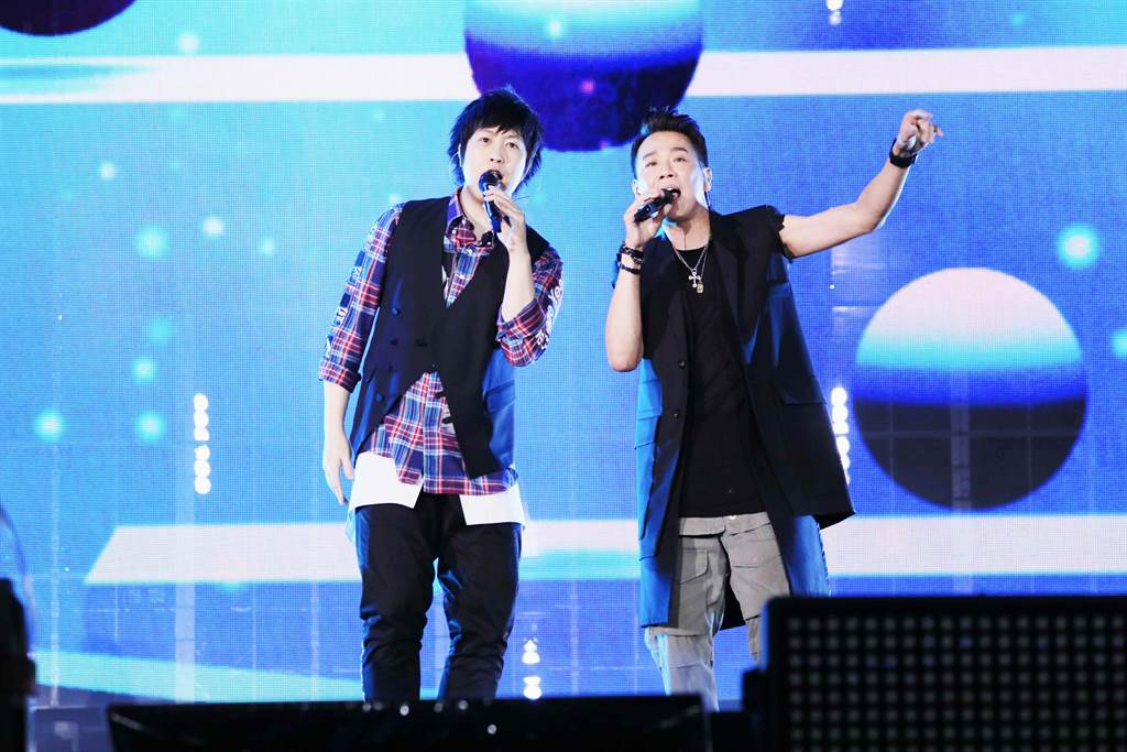 陶喆28日受邀五月天演唱會擔任嘉賓。(相信音樂提供)
