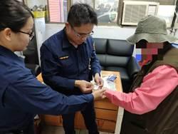 外籍老夫婦來臺迷航 金山員警即時救護