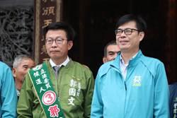 若成功罷韓是否要選高雄市長 陳其邁:說那個還太遠