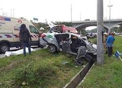 2台女馬來西亞車禍1當場身亡 肇事者逃逸
