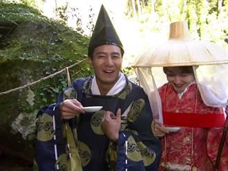郭彥均和巴鈺跨海和歌山 尋找「長生不老藥」