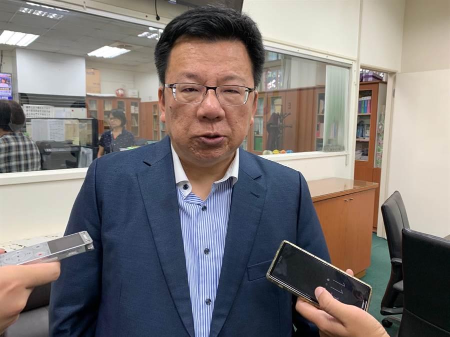 民進黨立院黨團書記長李俊俋今表示,反滲透法下周一朝野再協商,在野黨有任何意見都可以提出討論。(報系資料趙)